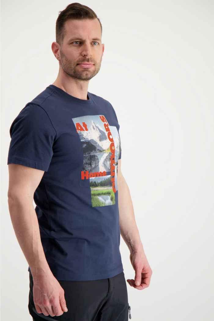 Jack Wolfskin Lake Morning t-shirt hommes 1