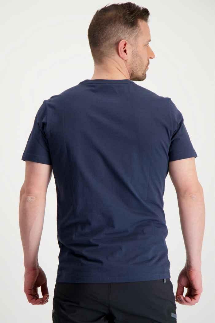 Jack Wolfskin Lake Morning t-shirt hommes 2