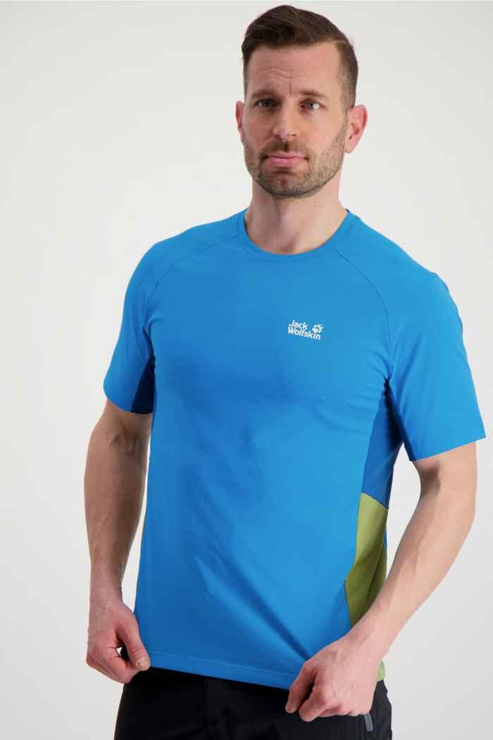 Jack Wolfskin Narrows t-shirt uomo 1