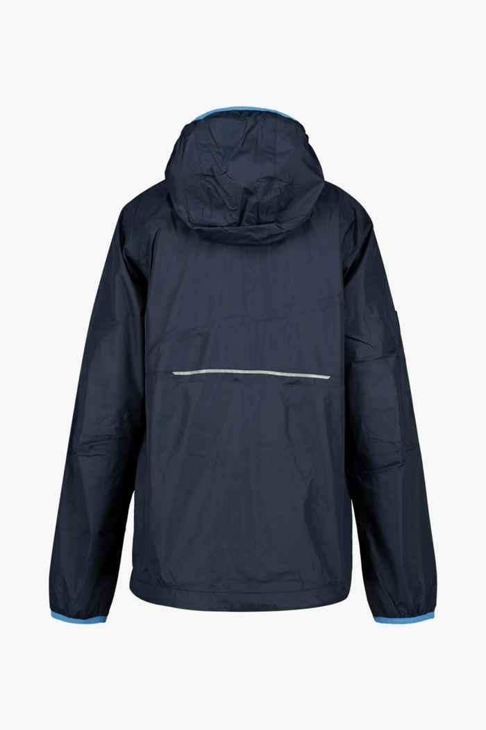 Jack Wolfskin Rainy Days veste outdoor enfants Couleur Bleu navy 2