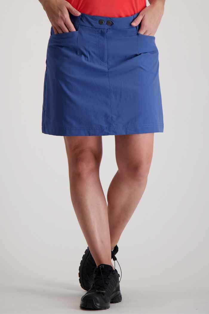 Jack Wolfskin Sonora jupe de randonnée femmes Couleur Bleu 1