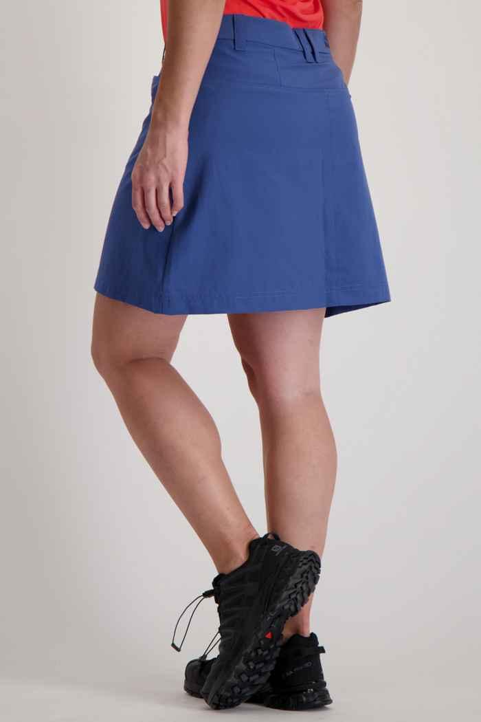 Jack Wolfskin Sonora jupe de randonnée femmes Couleur Bleu 2