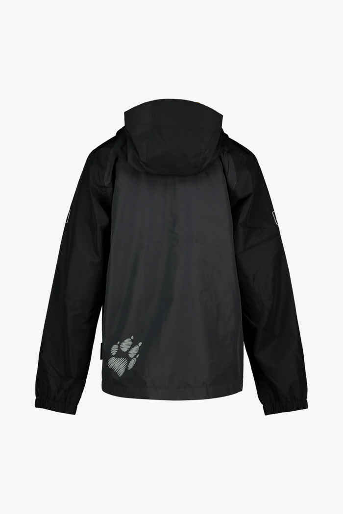 Jack Wolfskin Tucan veste outdoor enfants Couleur Noir 2