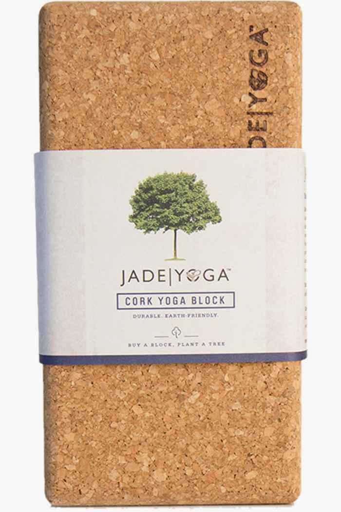 Jade Yoga Bloc de yoga 1