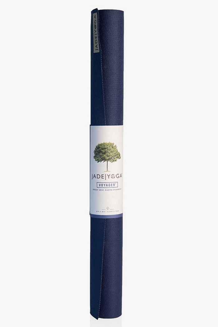 Jade Yoga Voyager materassino da yoga Colore Blu scuro 1