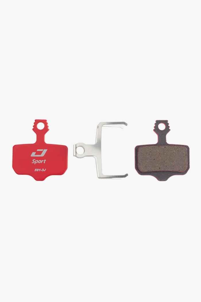 Jagwire Sport Semi-Metallic Bremsbelag 2