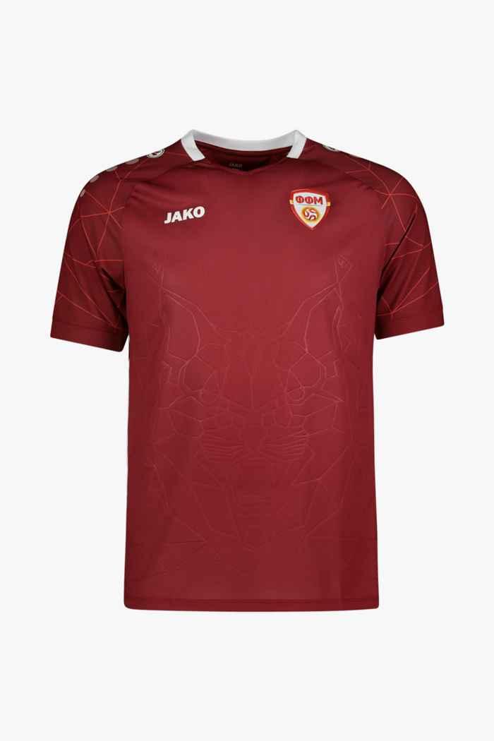 Jako Macédoine du Nord Home Replica maillot de football enfants 1