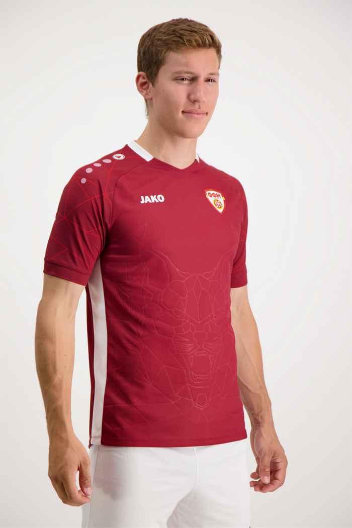 Jako Macédoine du Nord Home Replica maillot de football hommes 1