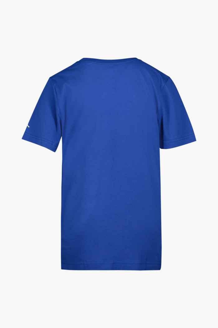 JORDAN Brand maillot de basket enfants Couleur Bleu 2