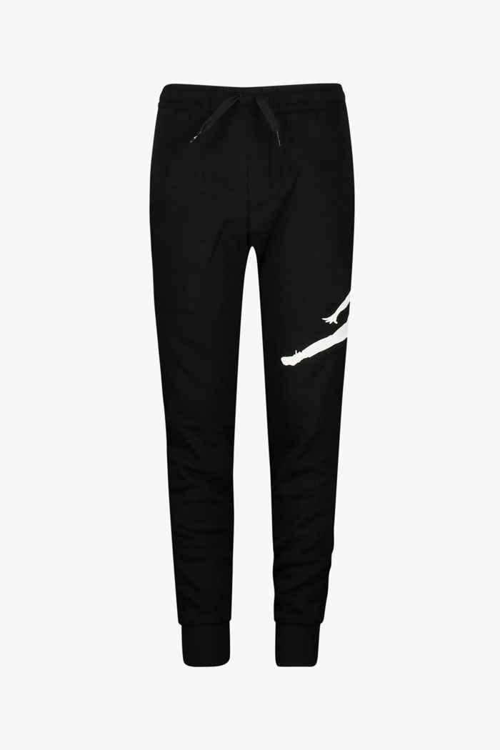 JORDAN Jumpman Logo pantalon de sport enfants Couleur Noir 1