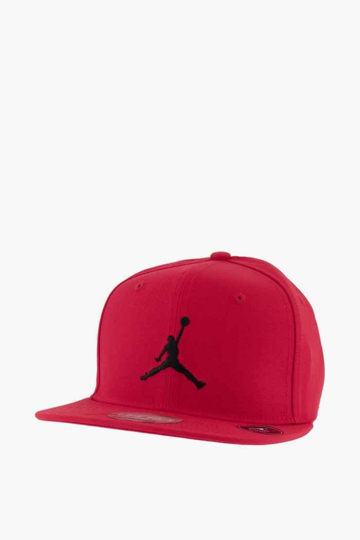 JORDAN Jumpman Snapback Kinder Cap Farbe Rot 1