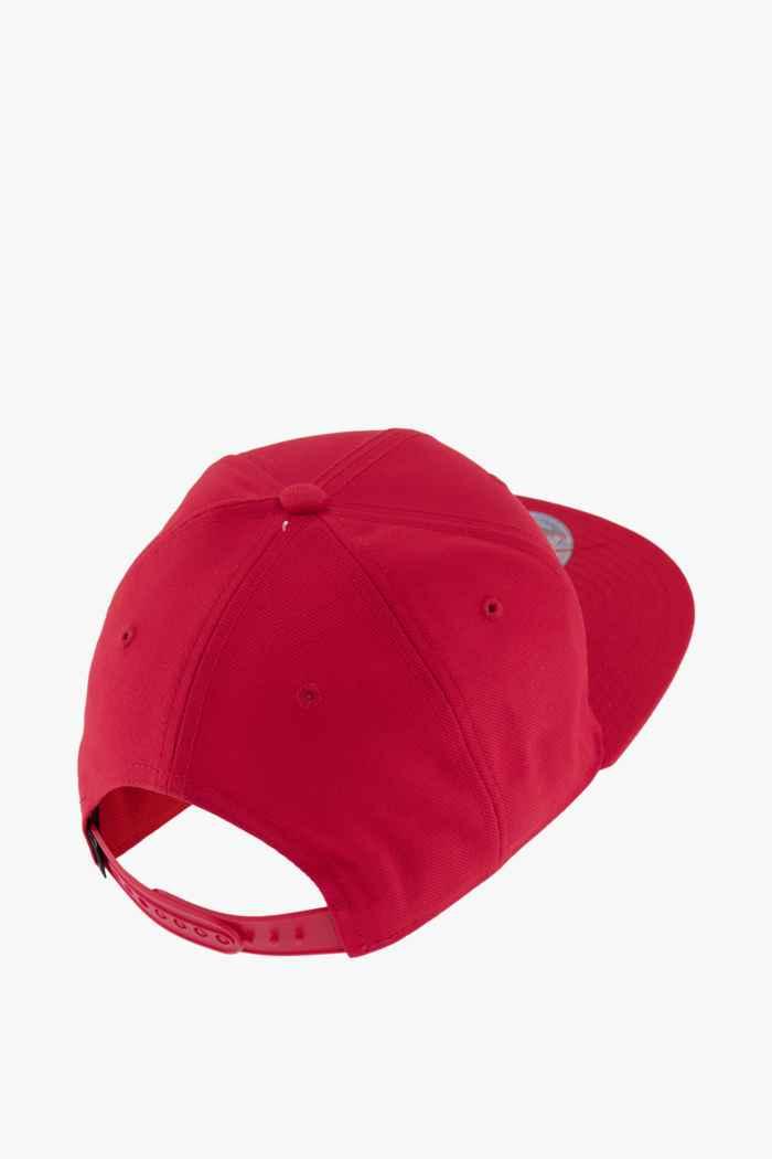 JORDAN Jumpman Snapback Kinder Cap Farbe Rot 2