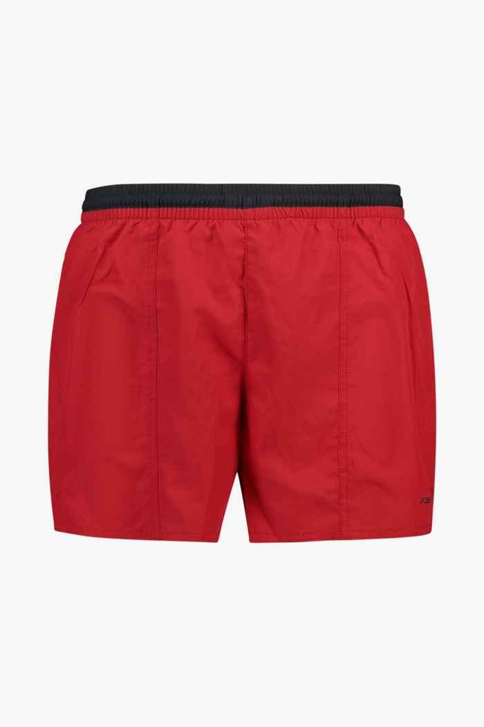 Joss Herren Badeshort Farbe Rot 1