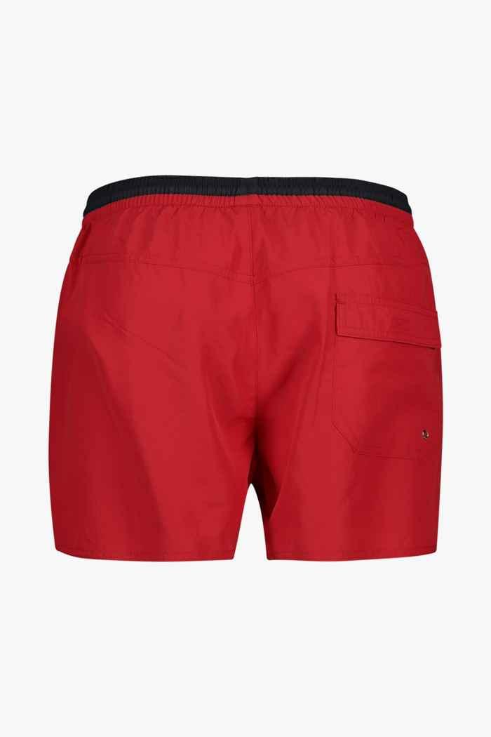 Joss Herren Badeshort Farbe Rot 2