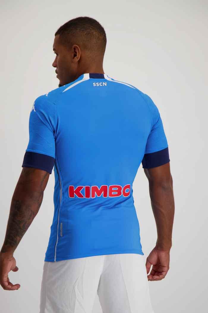 Kappa SSC Napoli Home Replica maglia da calcio uomo 2