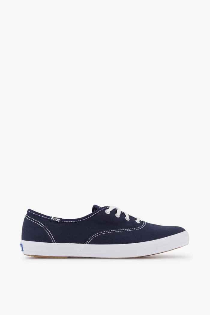 Keds Champion sneaker donna Colore Bianco-blu 2