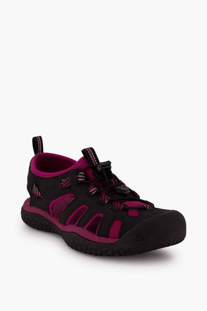 Keen Solr sandali da trekking donna Colore Nero 1