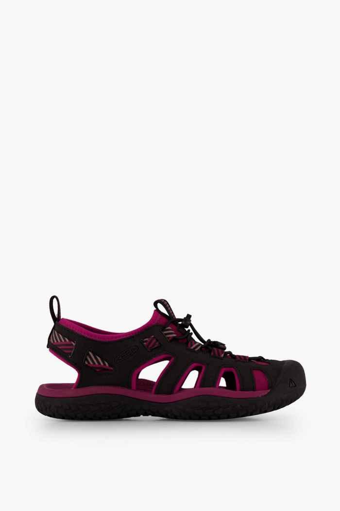 Keen Solr sandali da trekking donna Colore Nero 2
