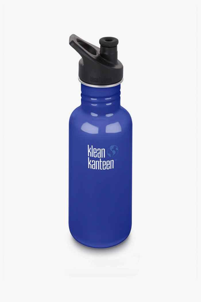 Klean Kanteen Classic 532 ml borraccia Colore Blu 1