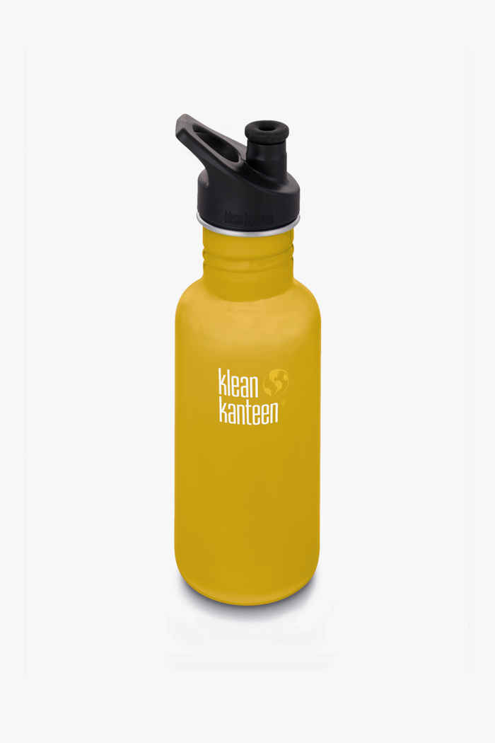 Klean Kanteen Classic 532 ml borraccia Colore Giallo 1