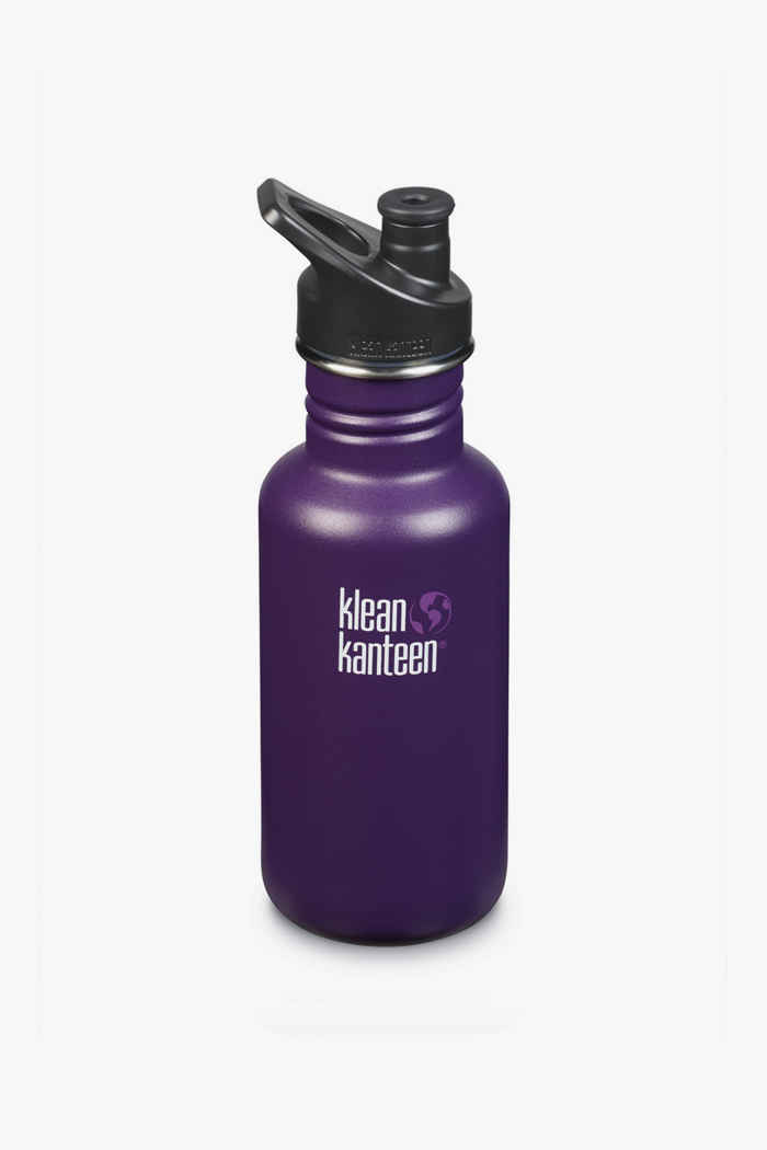 Klean Kanteen Classic 532 ml borraccia Colore Prugna 1