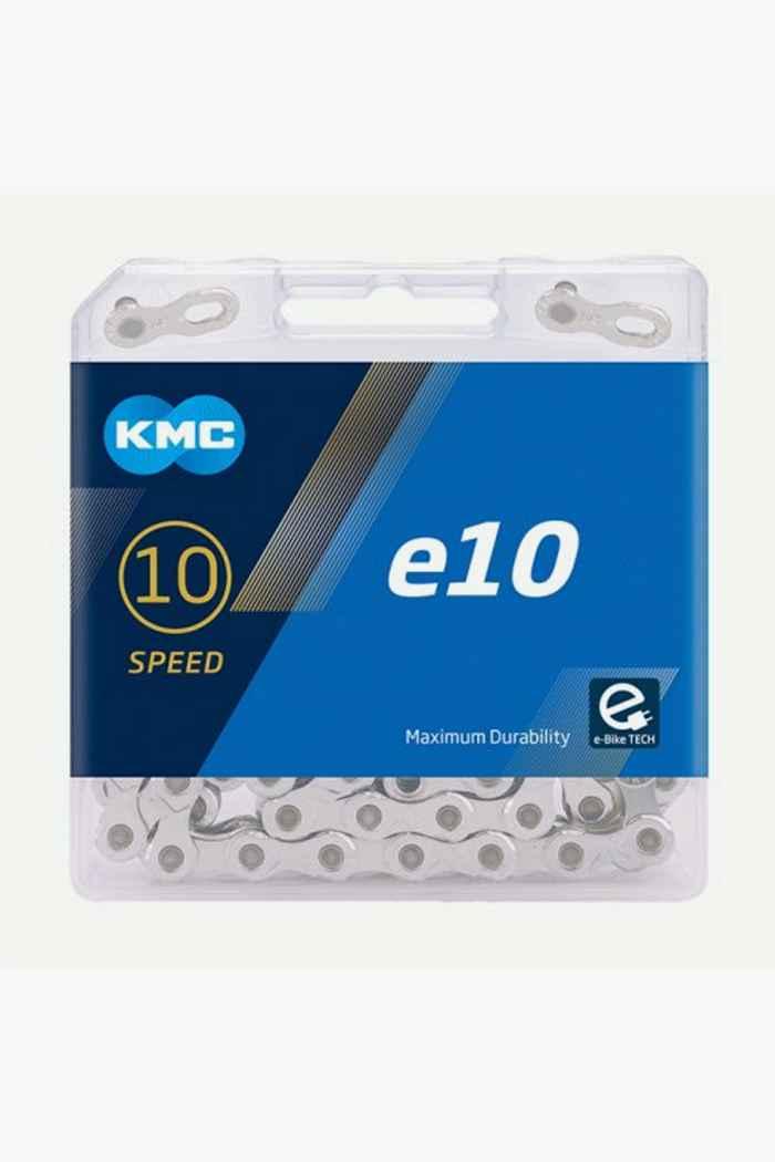 KMC e10 122 Links chaîne de vélo 1