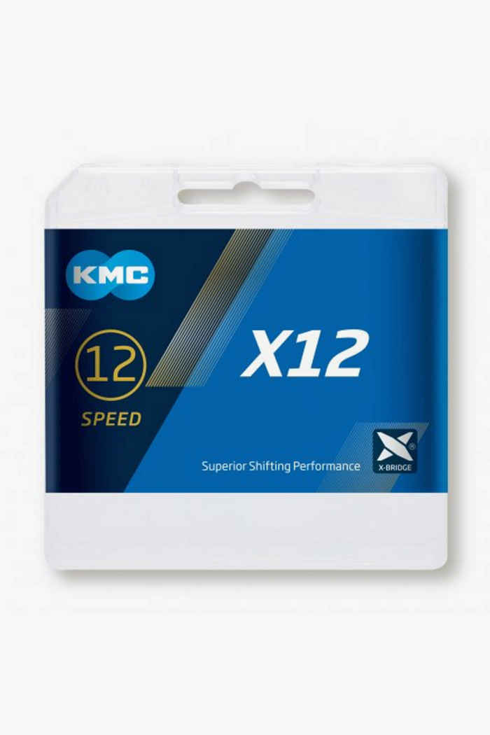 KMC X12 126 Links chaîne de vélo 1