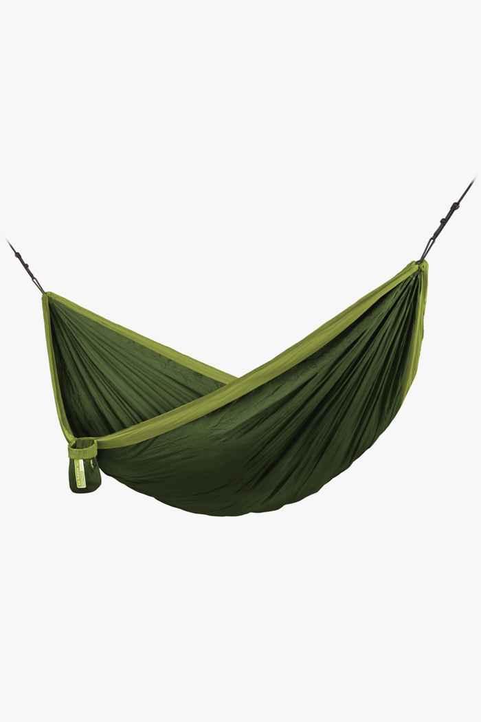 La Siesta Colibri 3.0 hamac + fixation Couleur Vert 1