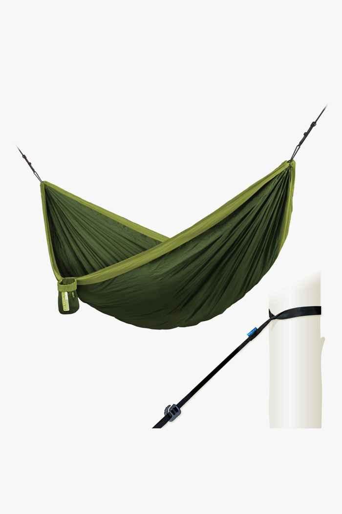 La Siesta Colibri 3.0 hamac + fixation Couleur Vert 2