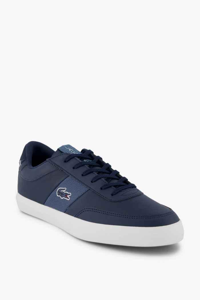 Lacoste Court Master sneaker hommes Couleur Bleu navy 1
