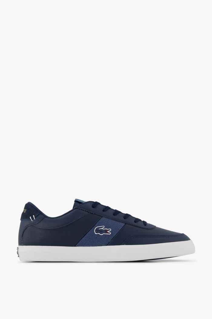 Lacoste Court Master sneaker hommes Couleur Bleu navy 2