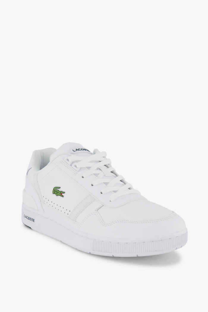Lacoste T-Clip sneaker hommes Couleur Blanc 1