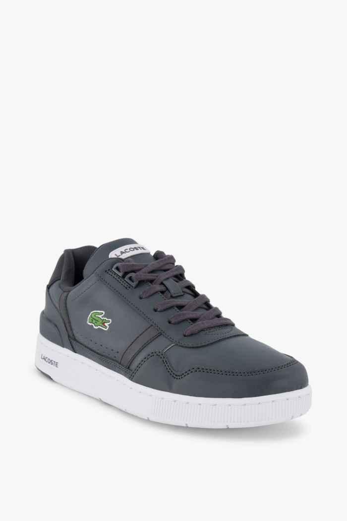 Lacoste T-Clip sneaker hommes Couleur Gris 1