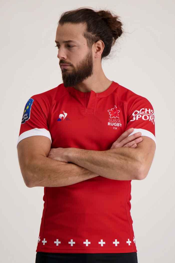 Le coq sportif Schweiz Replica Herren Rugbytrikot 1