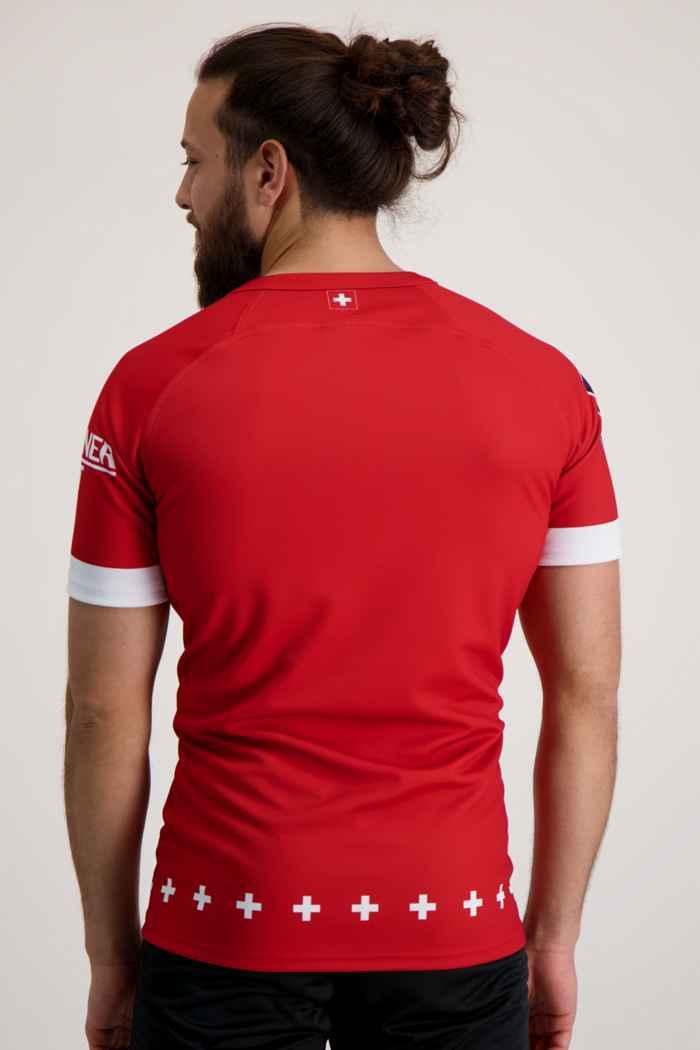 Le coq sportif Suisse Replica maillot de rugby hommes 2