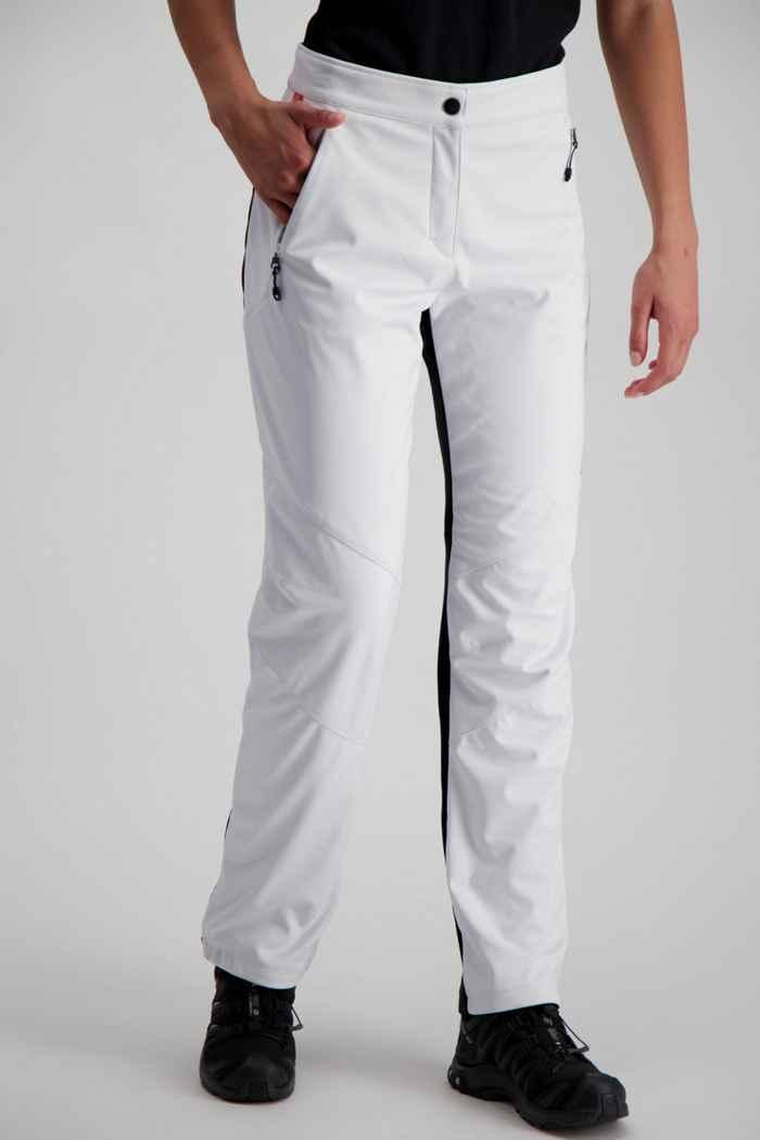 Löffler Elegance Light pantaloni da sci di fondo donna 1