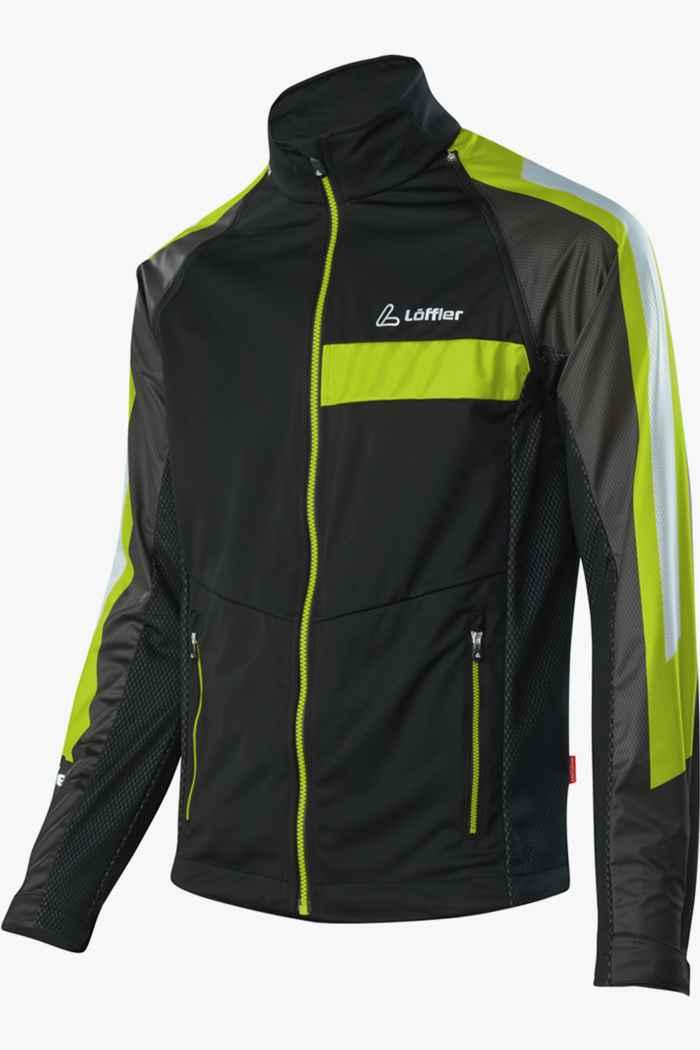 Löffler Zip Off giacca da corsa uomo 1