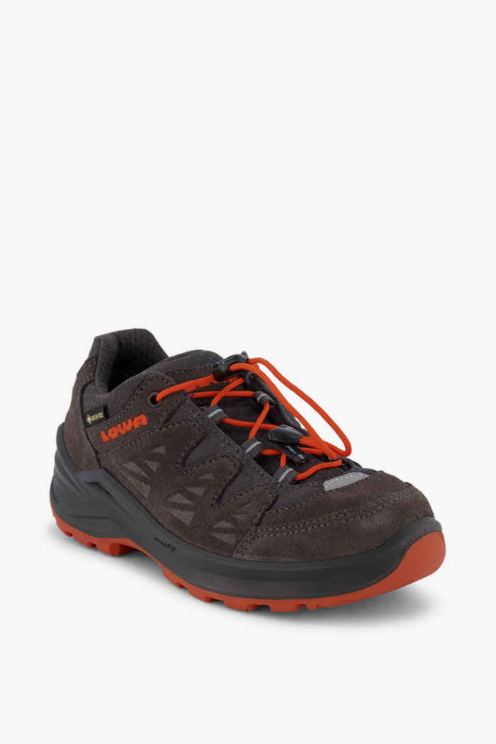 Lowa Diego II Lo Gore-Tex® 36-40 chaussures de trekking enfants 1