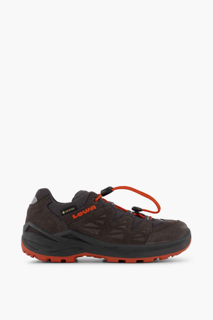 Lowa Diego II Lo Gore-Tex® 36-40 chaussures de trekking enfants 2