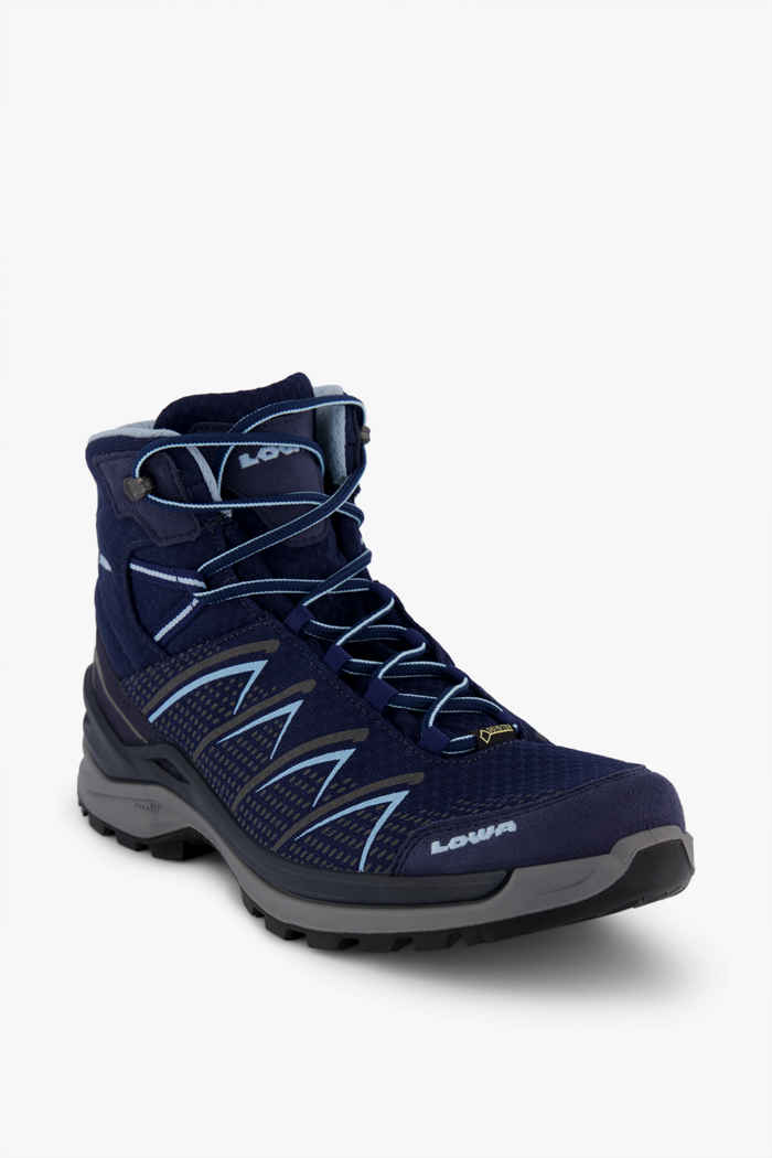 Lowa Ferrox Pro Gore-Tex® Damen Wanderschuh Farbe Blau 1