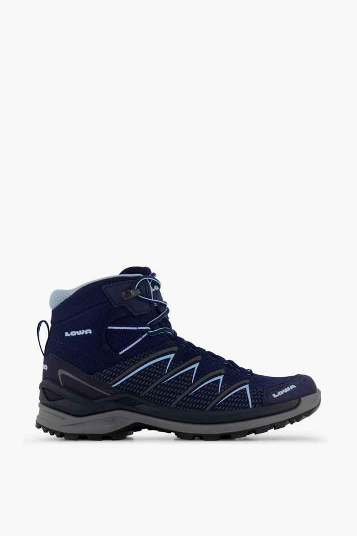 Lowa Ferrox Pro Gore-Tex® Damen Wanderschuh Farbe Blau 2