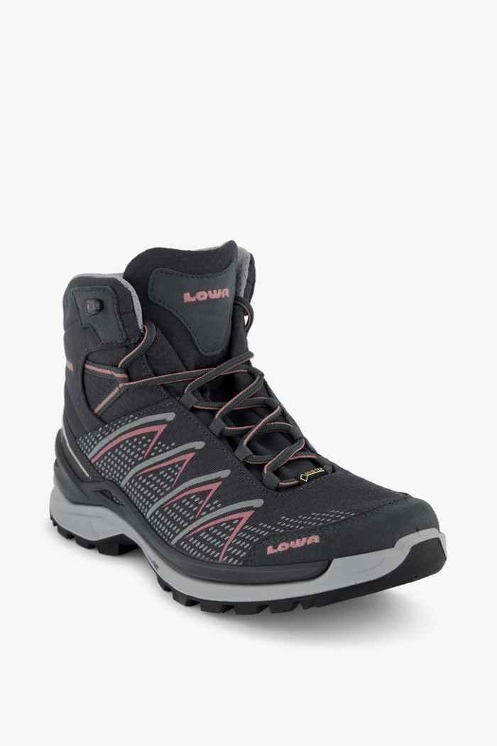 Lowa Ferrox Pro Gore-Tex® Damen Wanderschuh Farbe Graphit 1