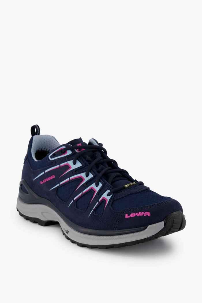 Lowa Innox Evo Gore-Tex® Damen Trekkingschuh Farbe Navyblau 1
