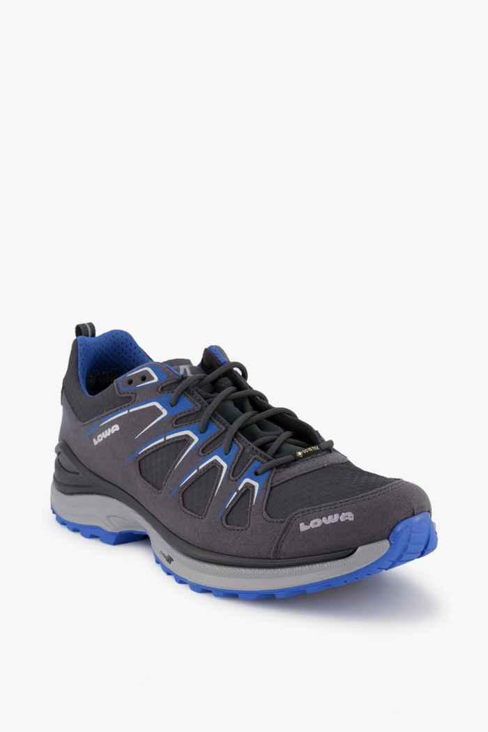 Lowa Innox Evo Lo Gore-Tex® chaussures de trekking hommes Couleur Bleu 1