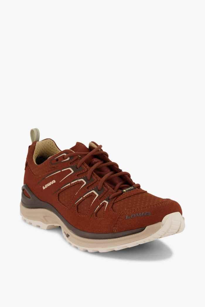 Lowa Innox Evo Lo Gore-Tex® Damen Trekkingschuh Farbe Braun 1