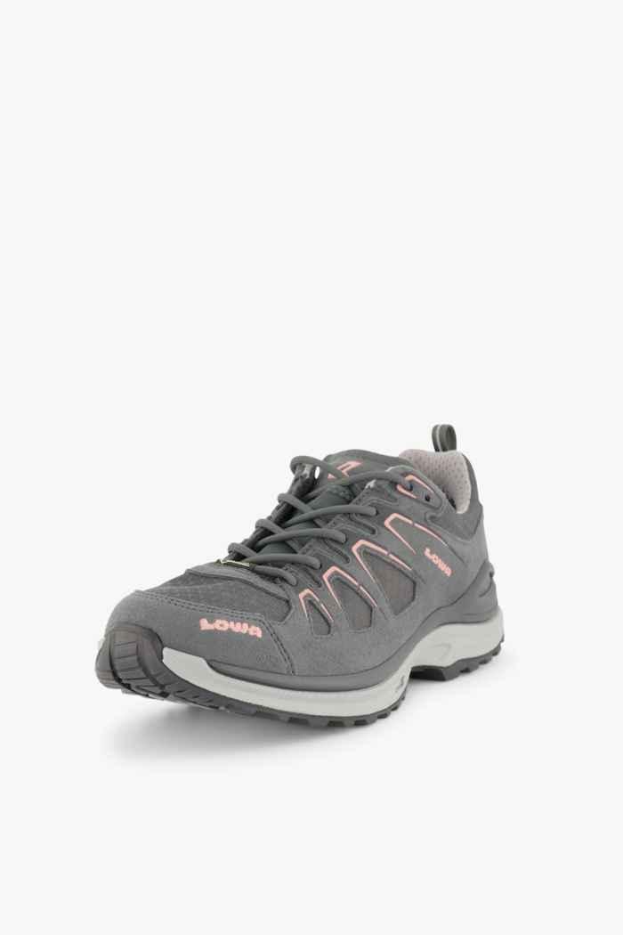 Lowa Innox Evo Lo Gore-Tex® Damen Trekkingschuh Farbe Grau 1
