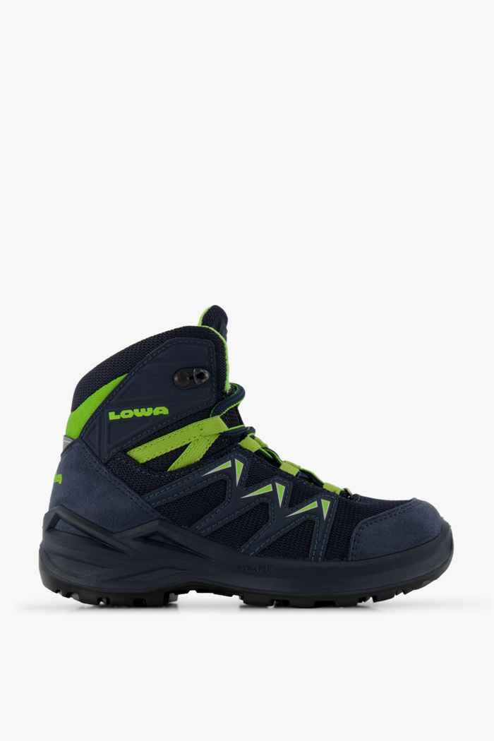 Lowa Innox Pro Gore-Tex® 23-35 Kinder Wanderschuh Farbe Blau 2