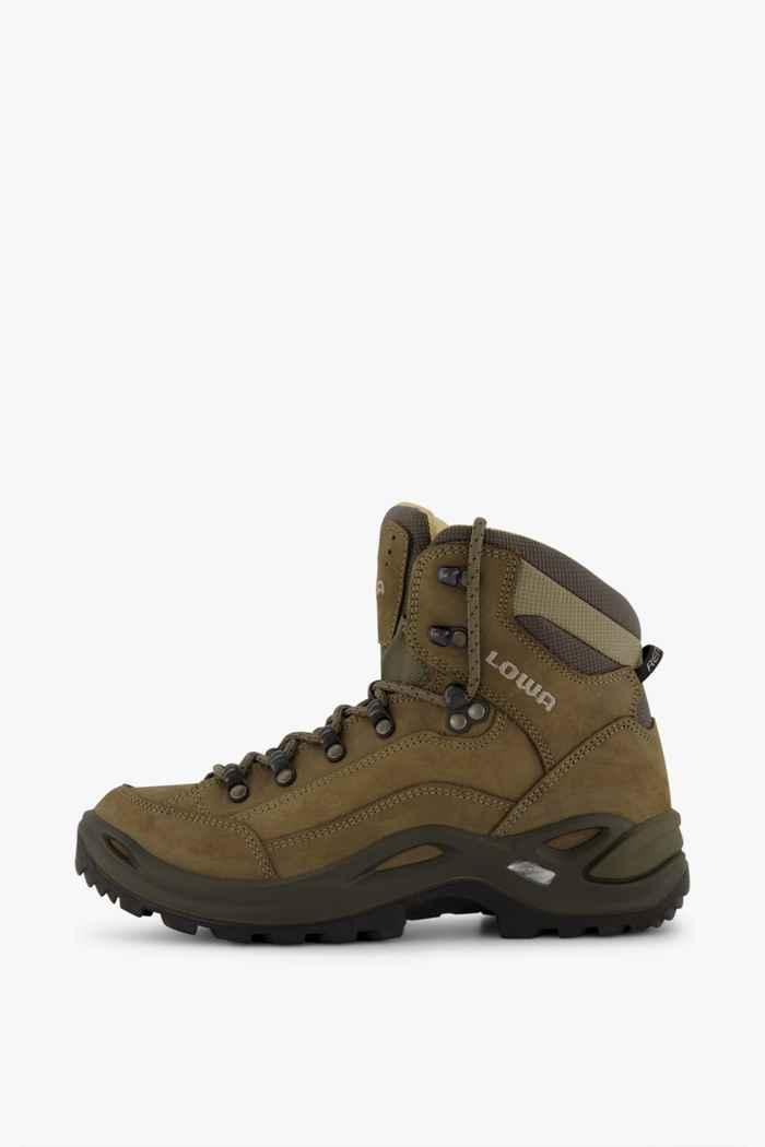 Lowa Renegade Mid chaussures de randonnée femmes 2