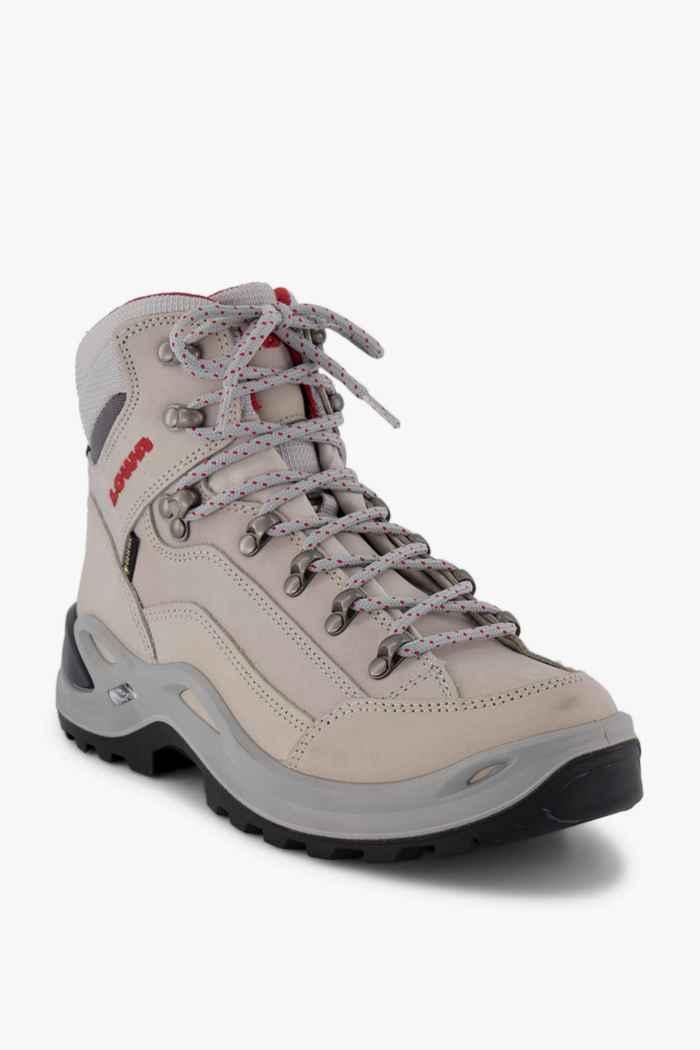 Lowa Renegade Mid Gore-Tex® chaussures de randonnée femmes Couleur Gris 1