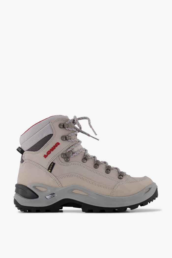 Lowa Renegade Mid Gore-Tex® chaussures de randonnée femmes Couleur Gris 2